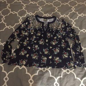 Anthropologie One September blouse.